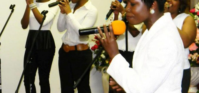 If you missed KCFC Praise ii the sanctuary