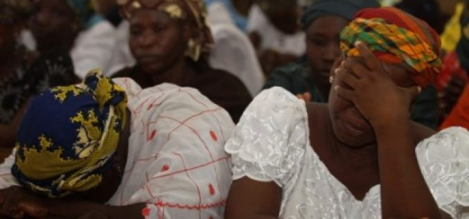 Nigeria Christians Mourn Their Dead After Massacre, Attacks