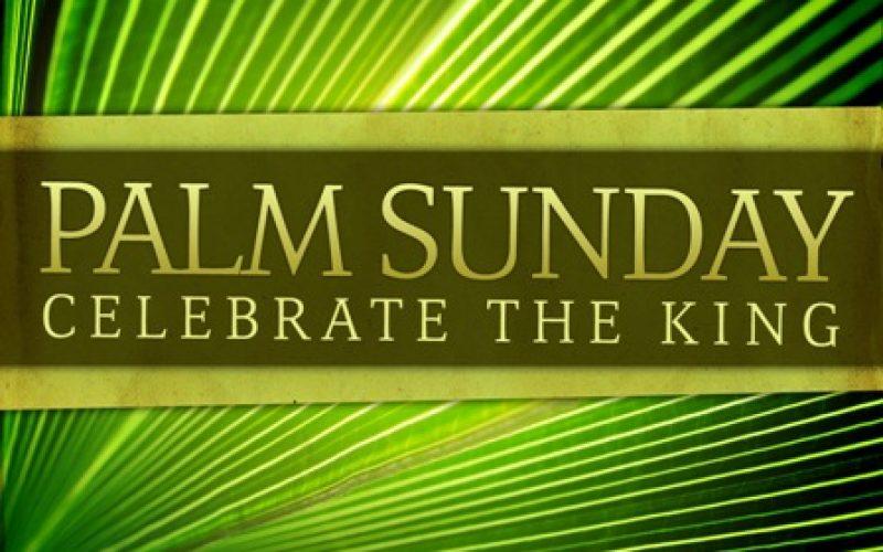 Kenyans Celebrate Palm Sunday