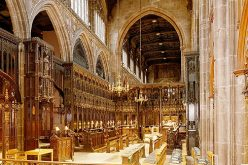 Green heating for Manchester Cathedral