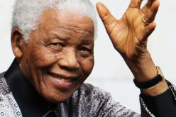 Prayers for Nelson Mandela