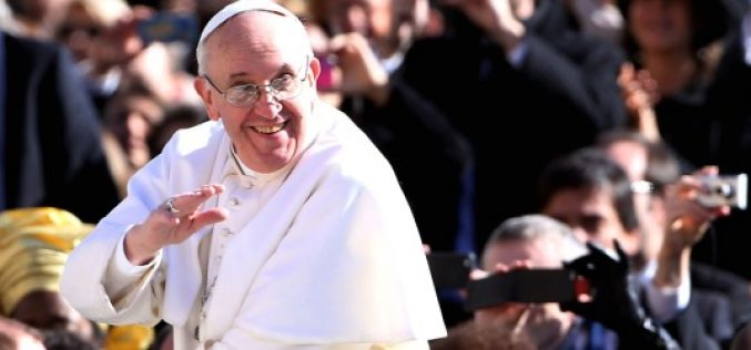 Pope to hold major Holy Week service in youth jail