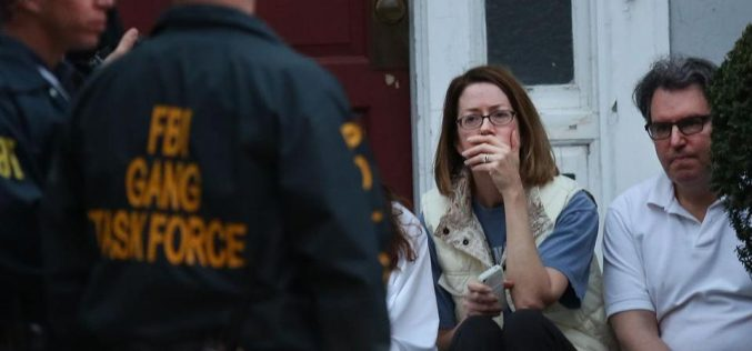 Bombing suspect in custody in Watertown, police believe