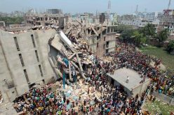Scores Dead and Hundreds Feared Trapped in Bangladesh Collapse