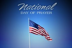 """Pray for America"" – National Day of Prayer"