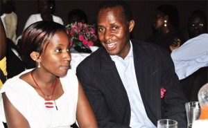 Prince David Kintu Wasajja (47) is the youngest son to the late Sir Edward Muteesa II. (Picture from: ugandapicks.com)