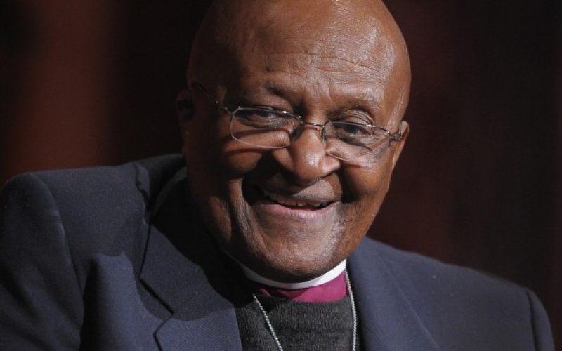 Desmond Tutu in hospital for infection, foundation says