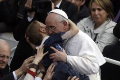 Pope Hugs Disabled Boy On Easter: Parents Speechless After Francis Kisses Dominic Gondreau In St. Peter's Square