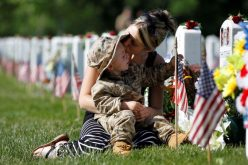 Memorial Day: Fallen warriors honored around USA