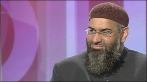 Anjem Choudary, the former leader of the now-banned organisation Islam4UK