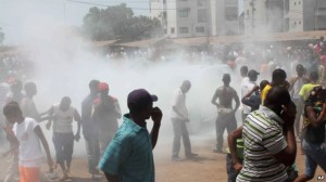 Guinea Protests
