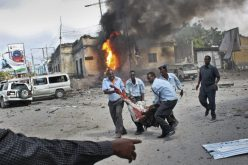 Car bomber kills 7 in Somali capital