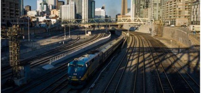 Tunisian held in New York over Canada train bomb plot