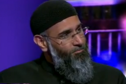 "Anjem Choudary was challenged to say whether he ""abhorred"" the attack"