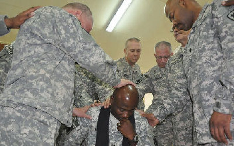 Pentagon May Move to Court-Martial Christian Soldiers Who Share Faith