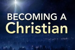 What makes a Christian?