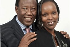 Kenya: Bishop Mark Kariuki Weds