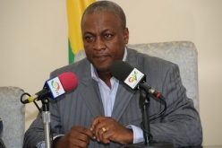 Ghana: Mahama hints at 2020 flagbearership slot again