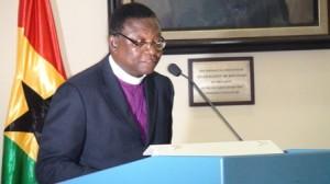 Reverend Professor Emanuel Asante