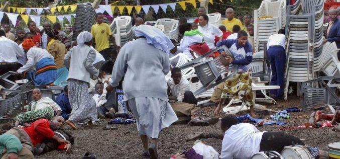 Tanzania: Church Blast Kills One, 66 Injured