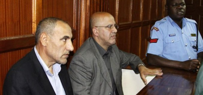 Kenyan court sentences 2 Iranians to life in jail