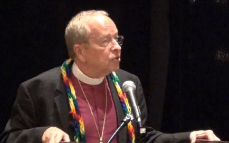 First Gay Episcopal Bishop Gene Robinson Talks About Jesus' 'Alternative Lifestyle'