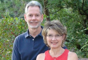 American missionary Jerry Krause and wife Gina Krause