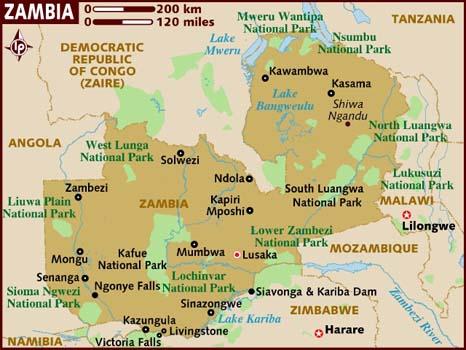 map_of_zambia