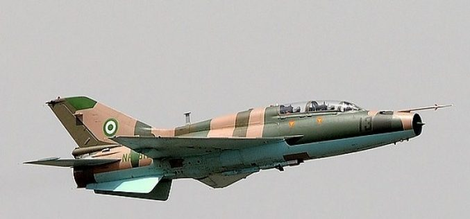 Nigerian military plane crashes in Niger; 2 dead