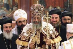 Egypt Coptic Pope Pays First Visit to Vatican in 40 Years