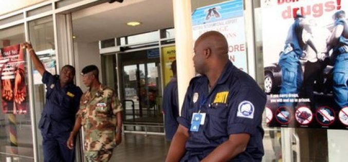 Ghana ex-airport official Adelaquaye faces US drug charges