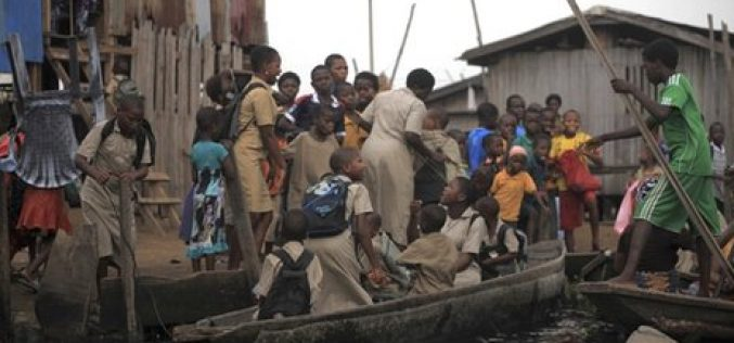 Slight fall in world's children without schools