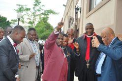 Kingdom Summit 2013 and Chapel Dedication