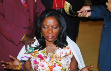 Ordination of Rev. Mrs Naomi Allotey