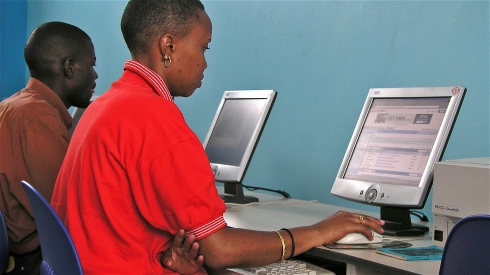 Digital jobs can offer young people their first step towards formal employment