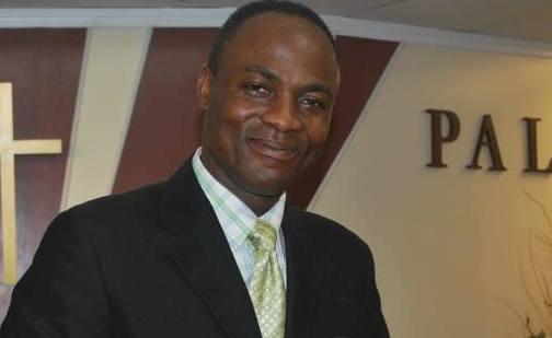 Rev Nicholas Anane-Agyei