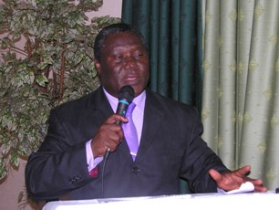 Reverend Dr Nii Amoo Darku