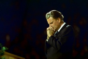 """Who is the next Billy Graham?"""