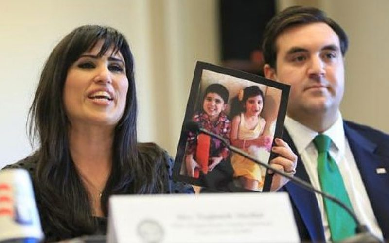 Wife of Pastor Saeed Abedini to Speak to UN; Seeks Help to Free Husband