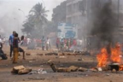 Guinea Official: Ethnic Clashes Death Toll Hits 98