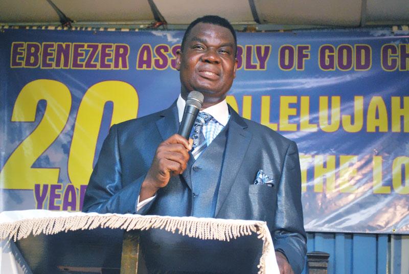 Rev Benjamin Boakye