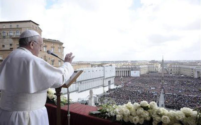 Pope Francis Says Jesus Calls All Believers to Be Missionaries