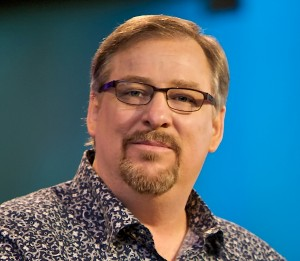 Megachurch pastor Rick Warren renowned doctors, including cardio surgeon and TV show host Dr. Mehmet Oz, for a health conference and rally to be webcast live from Saddleback Church in Lake Forest