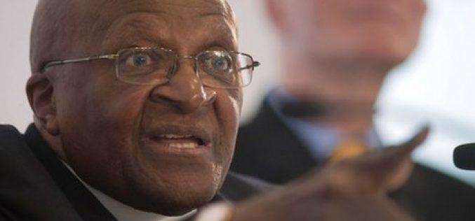 South Africa: Tutu Feels Sorry for God