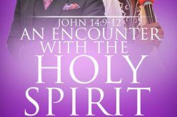 An Encounter with the Holy Spirit