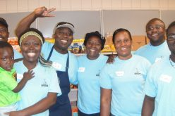 Ghanaians in Madison volunteer at a food pantry