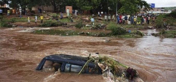 Mali capital Bamako hit by deadly floods