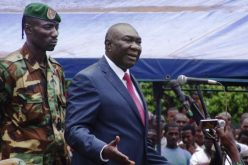 Central African Republic Coup Leader Sworn in as President