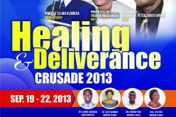 Healing and Deliverance Crusade