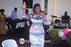 Maame Serwaa Bonsu held a successful launch of her debut